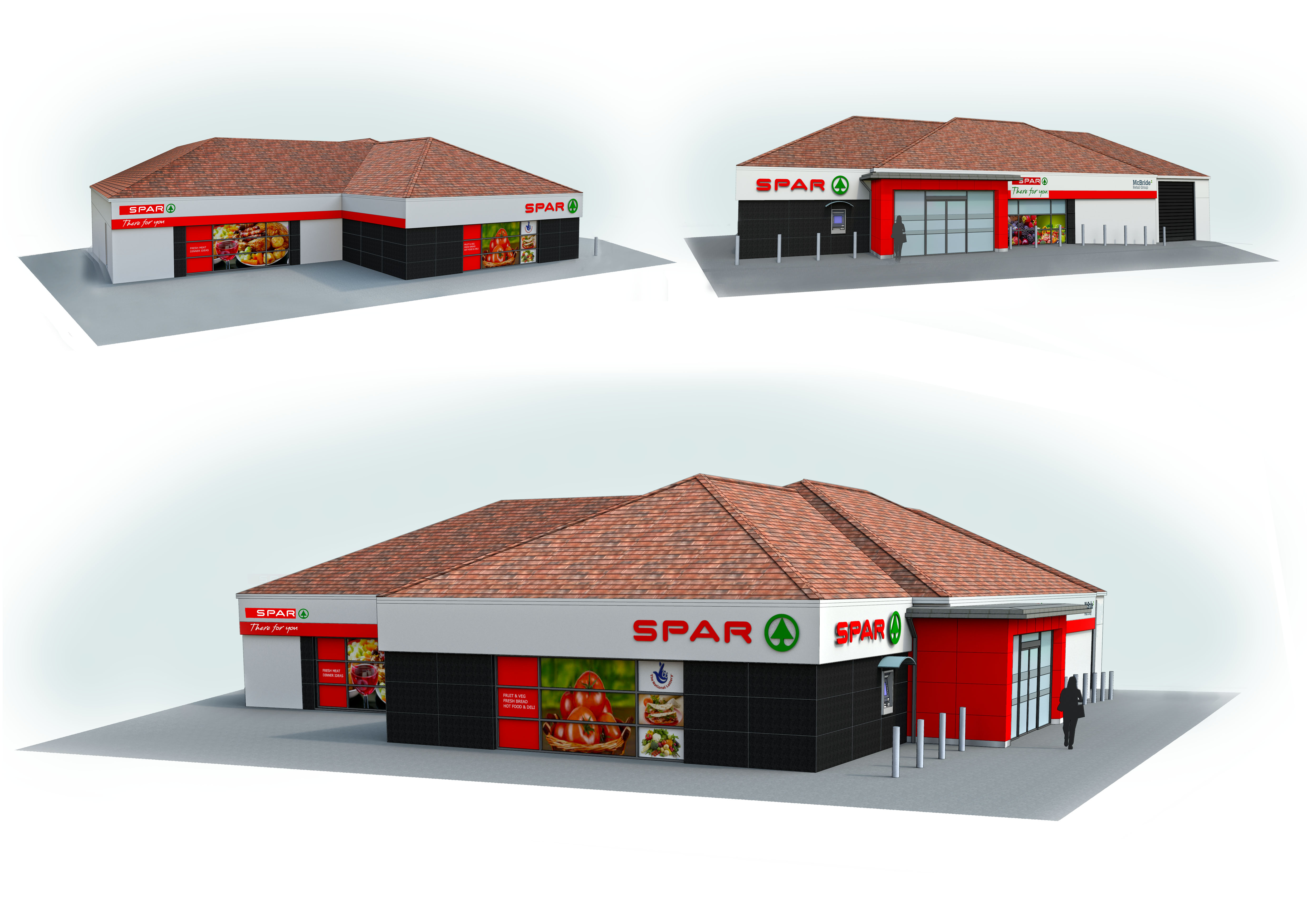PETER MC BRIDE SPAR